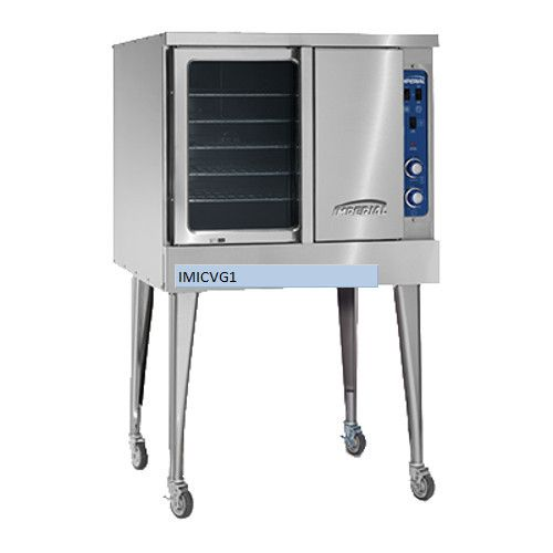 Imperial ICVG-1 Single Deck Gas Convection Oven