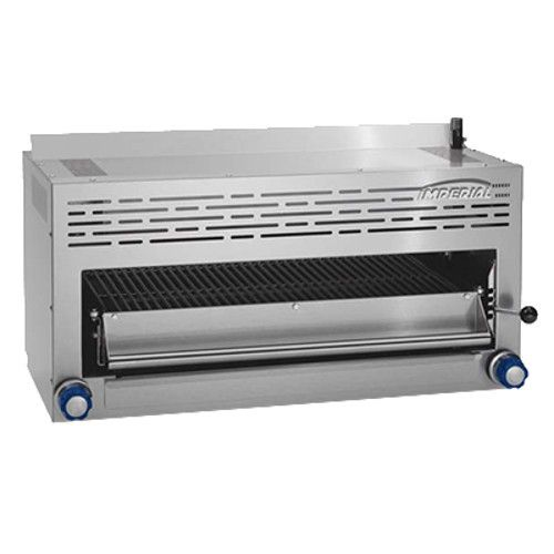 Imperial ISB-36 Gas Restaurant Range Match Salamander Broiler