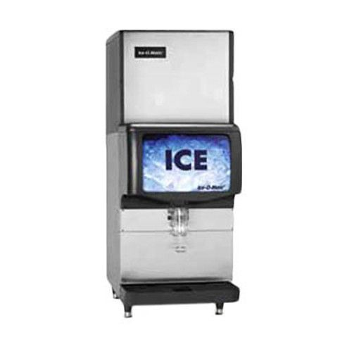 Ice-O-Matic IOD150 150lb Storage Capacity Ice Dispenser And Bin