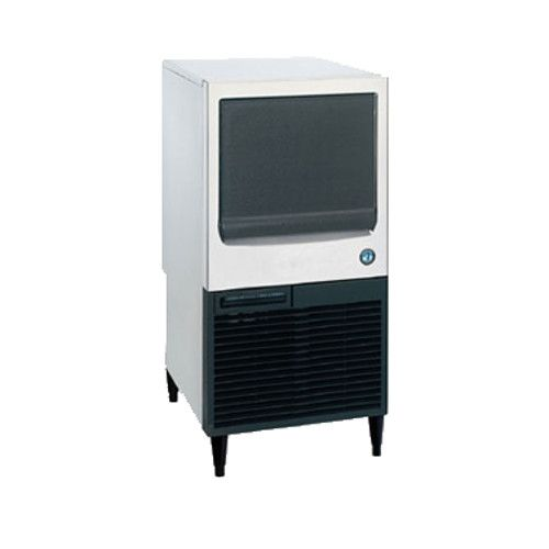 Hoshizaki KM-80BAJ 86-lb Capacity Crescent Cube Style Air Cooled Ice Maker with Bin