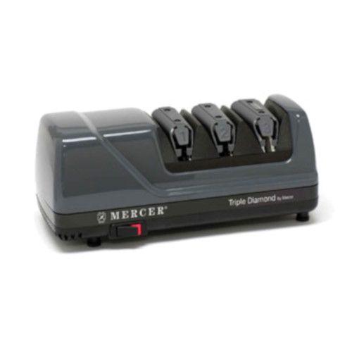 Mercer M10000 Triple Diamond Electric Sharpener (Case of 4)