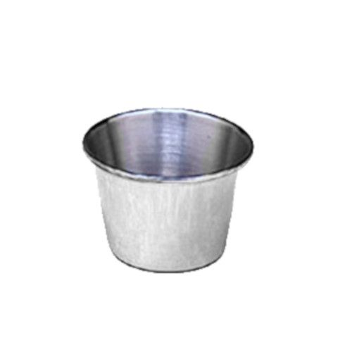 American Metalcraft MB1 Metal Ramekin / Sauce Dish (Case of 576 Sauce Dishes)