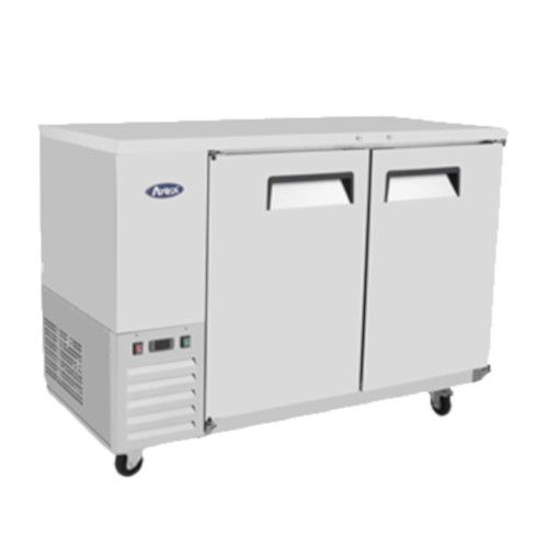 Atosa MBB59 Two-Section Back Bar Cooler