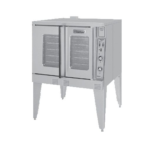 Garland MCO-GS-10S Single Deck Full Size Gas Convection Oven