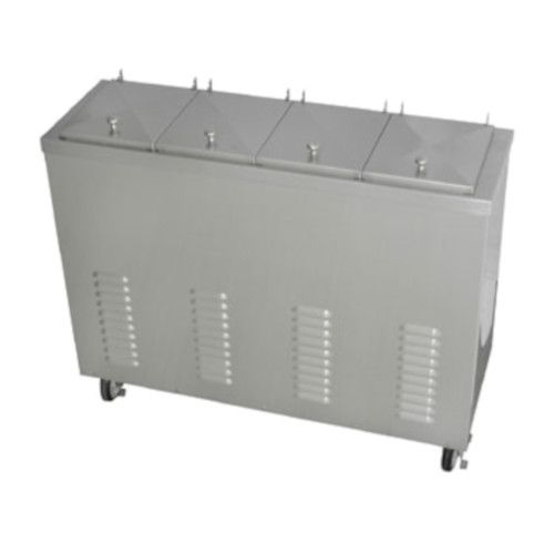 Stoelting MDC4-34 Air Cooled Self-Contained Dipping Cabinet