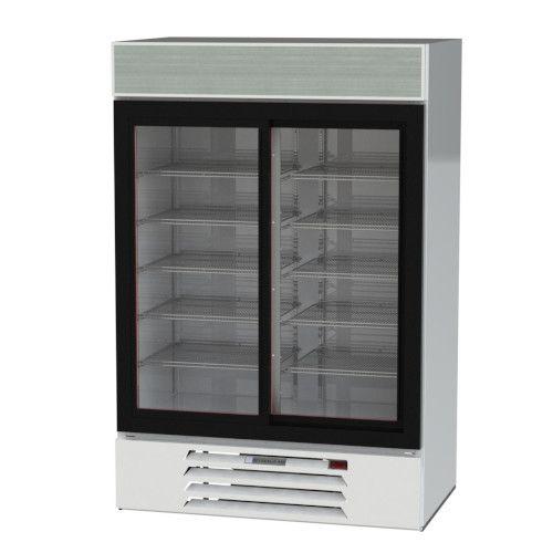 Beverage Air MMR45HC-1-W Reach-In MarketMax Refrigerated Merchandiser