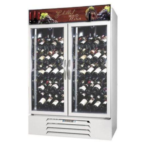 Beverage Air MMRR49-1-W-LED 52