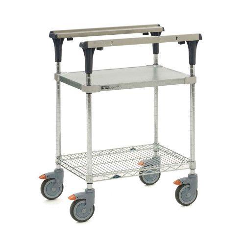 Metro MS1830-FGBR PrepMate® 18X30 MultiStation Prep Cart