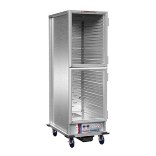 Winholt NHPL-1833-ECOC-2D Non-Insulated Economy Heater / Proofer Cabinet
