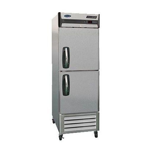 Nor-Lake NLR23-SH Single Section Half-Door Reach-In Refrigerator