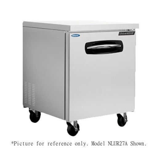 Nor-Lake NLUR27A-012 Undercounter Reach-In Refrigerator with 4