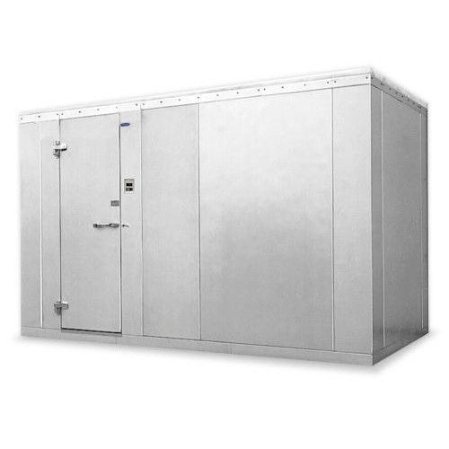 Nor-Lake Fast Trak Remote Outdoor Walk-In Cooler-Freezer Combo 6' x 34' x 8'-7
