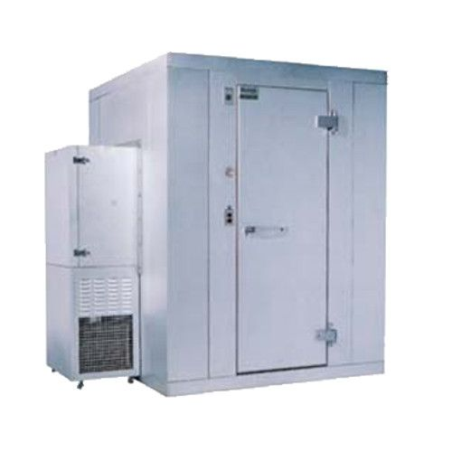 Kolpak P6-0612-FS-OA Polar Pak Outdoor Walk-In Freezer 6'-6.25