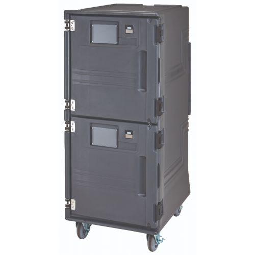 Cambro PCUHH2615 Pro Cart Ultra Hot Food Pan Carrier - 220 Volts