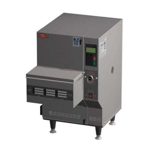 Perfect Fry PFA570-240 Electric Ventless Enclosed Deep Fryer - 5.7 kW, 240 Volts
