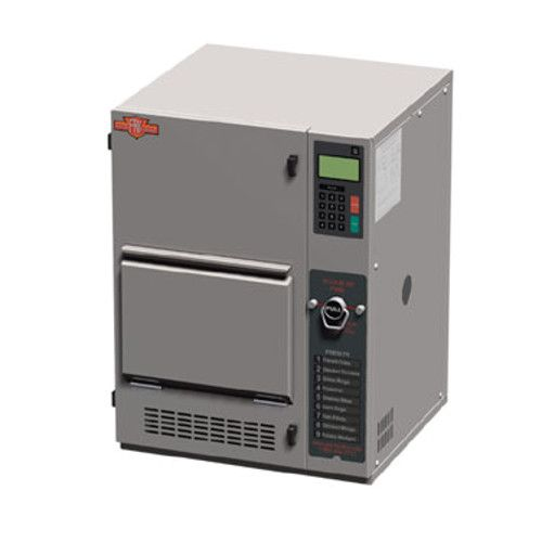 Perfect Fry PFC570-208 Ventless Enclosed Fryer with 60 lb Cap- 208 Volts, 5.7 kW