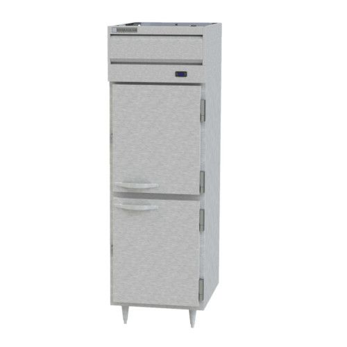 Beverage Air PH1-1HS-PT Pass-Thru Reach-In 1 Section Warming Cabinet