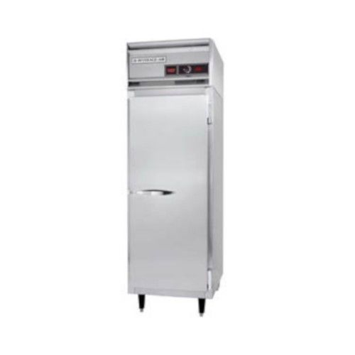 Beverage Air PH1-1S-PT Single Section Pass-Thru Heated Cabinet