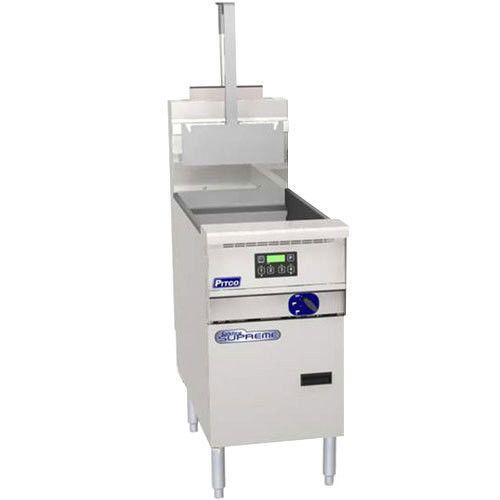 Pitco SSPE14 Solstice Supreme Electric Pasta Cooker 12 Gallon Capacity