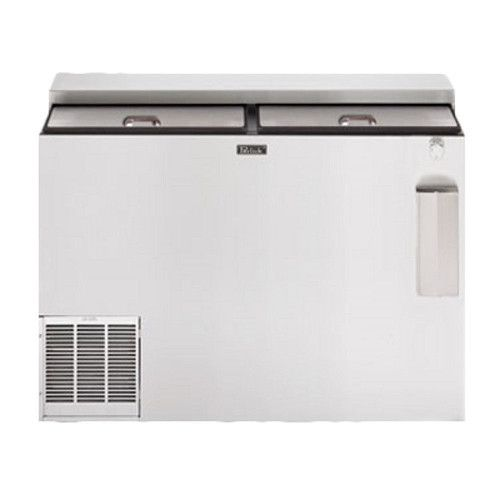 Perlick BC48-STK Flat Top Stainless Steel 48