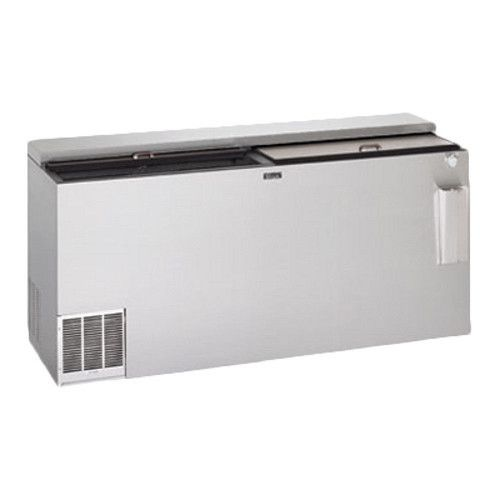 Perlick BC72-STK Flat Top Stainless Steel 72