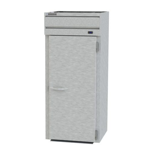 Beverage Air PRI1-1AS Single Section Roll-In Refrigerator