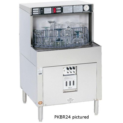 Perlick PKBR24L Underbar Batch Rotary Style Glasswasher