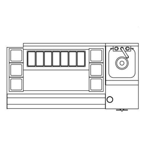 Perlick UCS48A-LF 48
