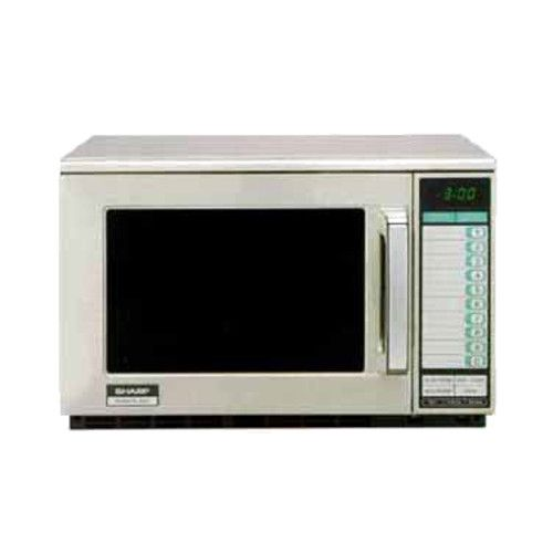 Sharp R-25JTF 2100 Watt Microwave Oven with SelectaPower and SelectaTime