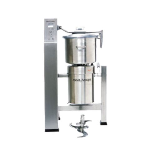 Robot Coupe R23T Vertical Food Processor with 24 Qt. Stainless Steel Bowl