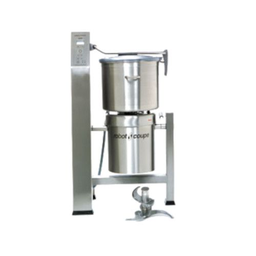 Robot Coupe R60T Vertical Food Processor with 63 Qt. Stainless Steel Bowl