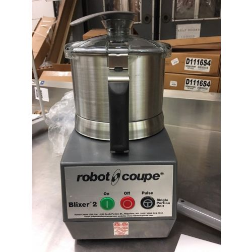 Robot Coupe BLIXER 2 Single Portion Mixer *Open Box*