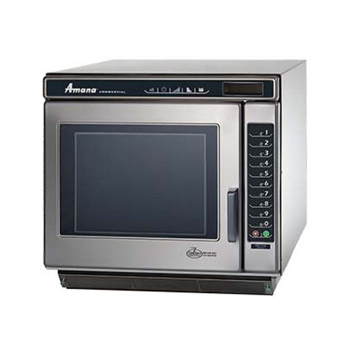 Amana RC30S2 Steamer Microwave Oven with Touch Control and Braille Touch Pad