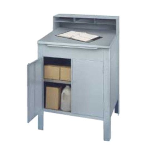Winholt RDSWNSS-5 Enclosed Stationary Receiving Desk