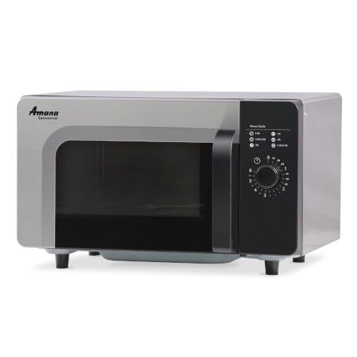 Amana RMS10DSA Commercial Low Volume Microwave