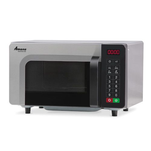 Amana RMS10TSA Commercial Low Volume Microwave