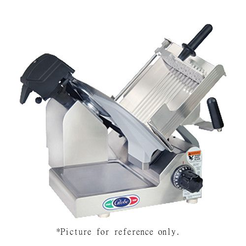 Globe S13-05 Manual Premium Heavy-Duty Slicer with 13