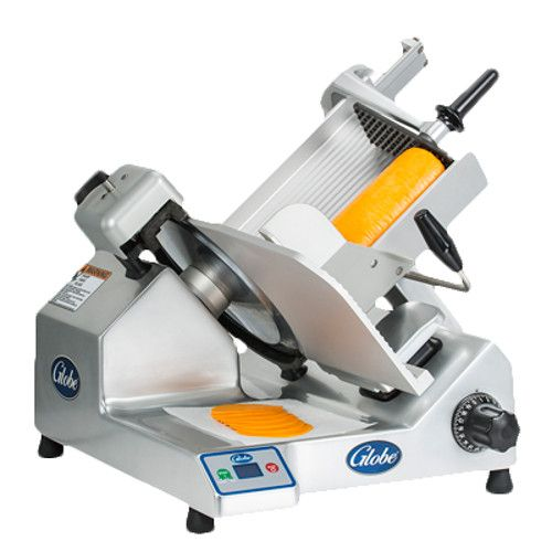 Globe S13 Manual Premium Heavy-Duty Slicer with 13