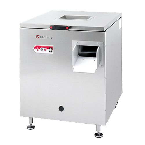 Sammic SAS-6001 Automatic Cutlery Dryer / Polisher with Outlet Fan and Motor Brake - 8000 Pieces Per Hour