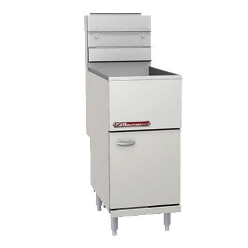 Southbend SB35S 30-40 lb. Economy Gas Floor Fryer - 90,000 BTU
