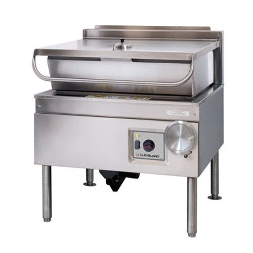 Cleveland SEL40TR 40 Gallon Electric PowerPan Tilting Skillet