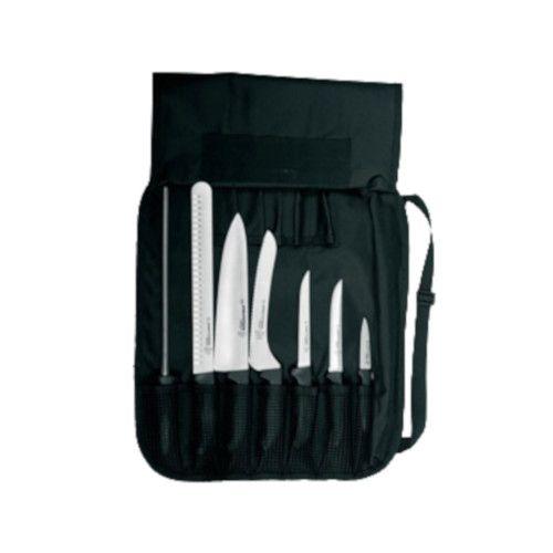 Dexter SGBCC-7 7-Piece SofGrip Professional Cutlery Set