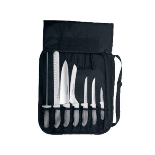 Dexter SGCC-7 7-Piece SofGrip Professional Cutlery Set
