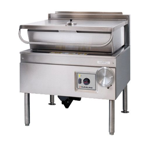 Cleveland SEL30TR 30 Gallon Electric PowerPan Tilting Skillet