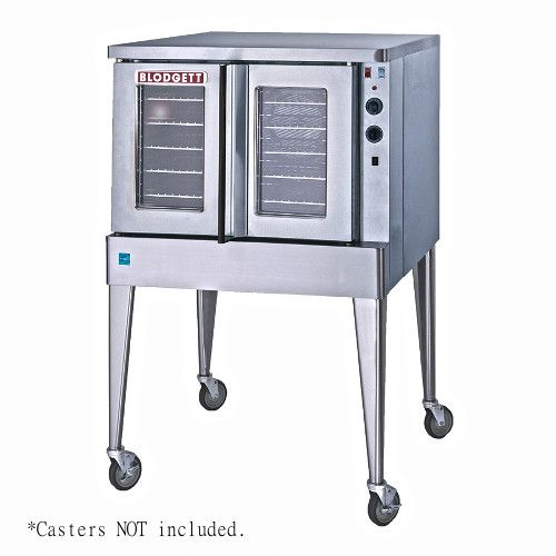 Blodgett SHO-100-E Single Deck Full Size Electric Convection Oven