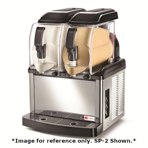 Grindmaster-Cecilware SP-1 Countertop Frozen Granita and Ice Cream Dispenser