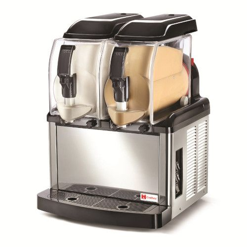 Grindmaster-Cecilware SP-2 Countertop Frozen Granita and Ice Cream Dispenser