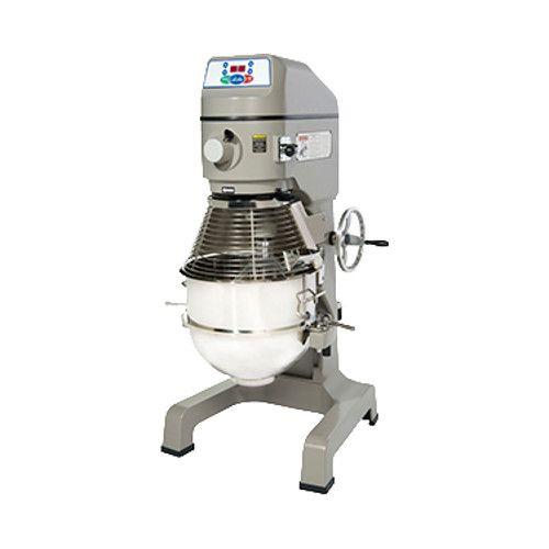 Globe SP40 Gear Driven 40 Qt. Commercial Planetary Floor Mixer - 2 hp