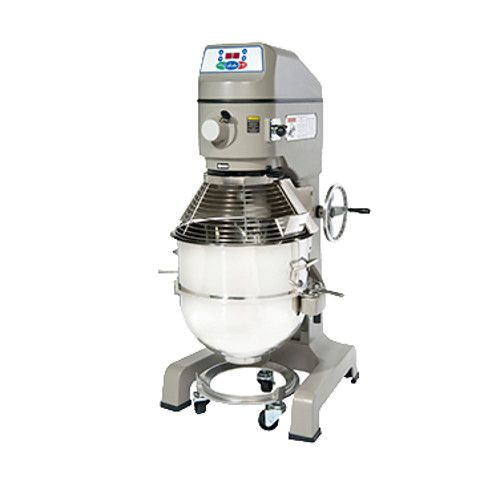 Globe SP60 Gear Driven 60 Qt. Commercial Planetary Floor Mixer - 3 hp
