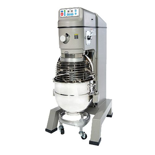 Globe SP62P-4 Floor Model 4-Speed Planetary Pizza Mixer - 3 HP